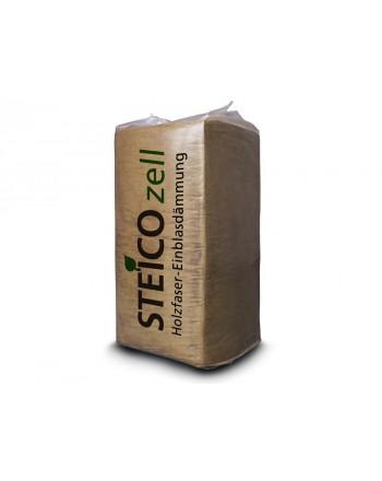 Steico-Zell : Fibre de bois en vrac pour soufflage de comble perdu